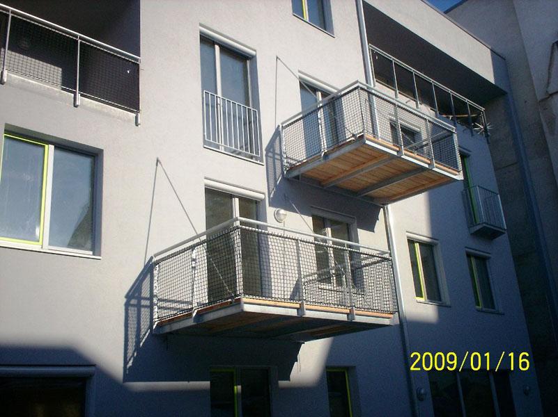 metallbau kokisch in gro enhain unsere referenzen balkone und balkongel nder. Black Bedroom Furniture Sets. Home Design Ideas